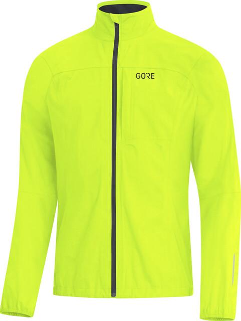 GORE WEAR R3 Gore Tex Active Jacket Men neon yellow